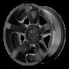 XD Series XD811 Rockstarr 2 17X9 Black