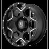 XD Series XD812 Crux 20X10 Black
