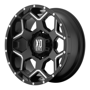 XD Series XD812 Crux Black