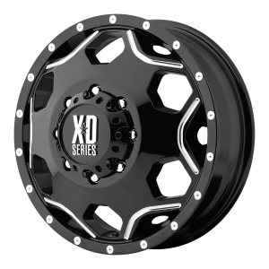 XD Series XD814 Crux Black