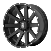 XD Series XD818 Heist 16X8 Black