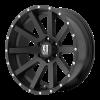 XD Series XD818 Heist 18X8 Black