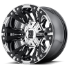 XD Series XD822 Monster 2 17X9 PVD