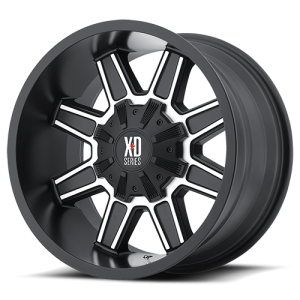 XD Series XD823 Trap Satin Black Machined Face