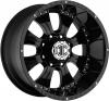 Xtreme NX-1 18X9 Black