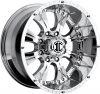 Xtreme NX-1 18X9 Chrome