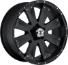 Xtreme NX-4 18X9 Satin Black