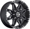 Xtreme NX-6 20X10 Satin Black