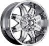 Xtreme NX-7 20X10 Chrome